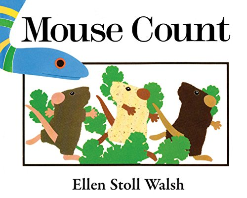 9780547328577: Mouse Count Big Book