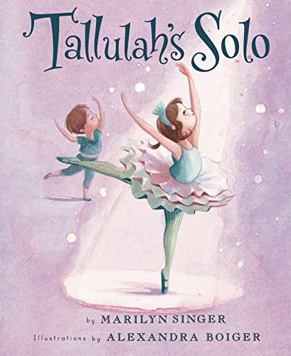 Tallulah's Solo Format: Reinforced Library Binding By
