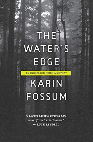 9780547336114: The Water's Edge (Inspector Sejer Mysteries)