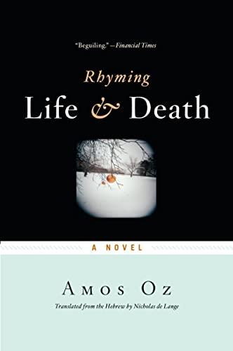 9780547336244: Rhyming Life & Death