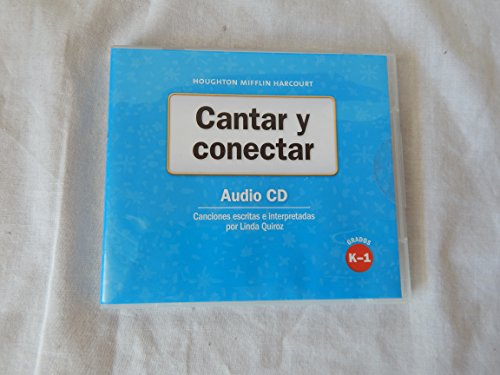 9780547336831: Senderos: Sings and Connect CD Grades K-1 (Spanish Edition)