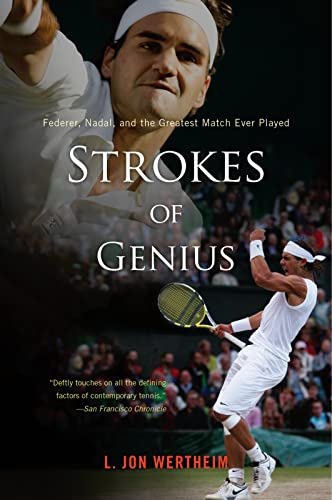 9780547336947: Strokes of Genius: Federer, Nadal, and the Greatest Match Ever Played