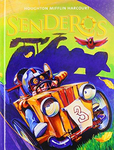 Senderos National Grade 3: Hmh Senderos (Hmr Spanish Reading 2009) (Spanish Edition): Reading [...