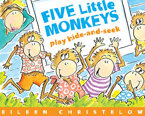 9780547337876: Five Little Monkeys Play Hide and Seek (A Five Little Monkeys Story)