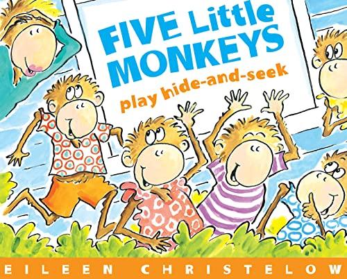 9780547337876: Five Little Monkeys Play Hide-and-Seek