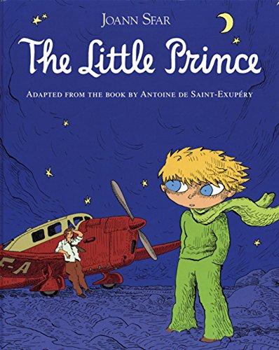 The Little Prince Graphic Novel: Antoine de Saint-Exupery,