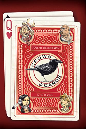 9780547339092: Crows and Cards