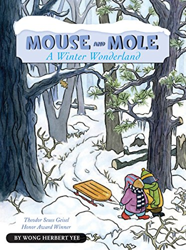 9780547341521: Mouse and Mole, A Winter Wonderland (A Mouse and Mole Story)