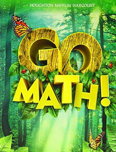 9780547352008: Go Math!: Focal Point Student Edition Grade 1 2011