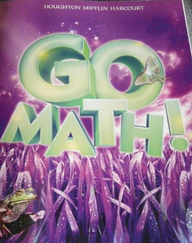 9780547352022: Go Math!: Focal Point Student Edition Grade 3 2011