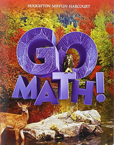 9780547352053: Go Math Grade 6 (Houghton Mifflin Harcout Go Math)