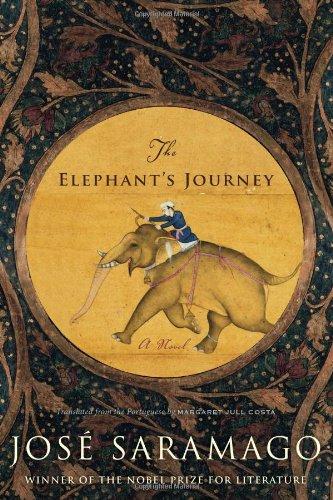 The Elephant's Journey: Jose Saramago