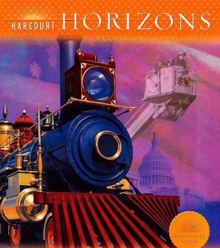 9780547353333: Harcourt Horizons: Homeschool Package Grade 3