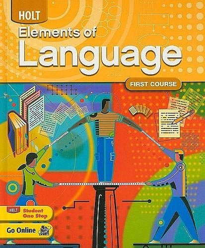 9780547353630: Elements of Language: Homeschool Package Grade 6 Introductory Course