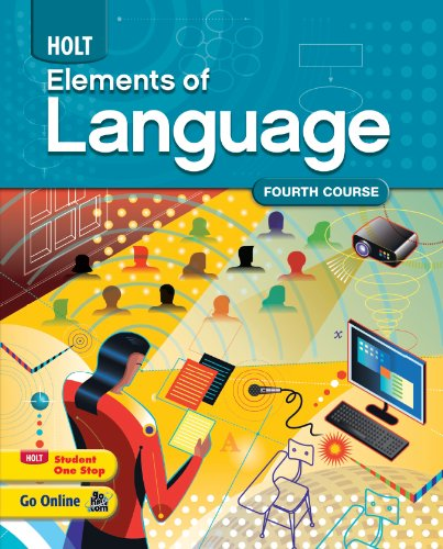 9780547353708: Holt Elements of Language Grade 10 (School Supply Cross Sell)