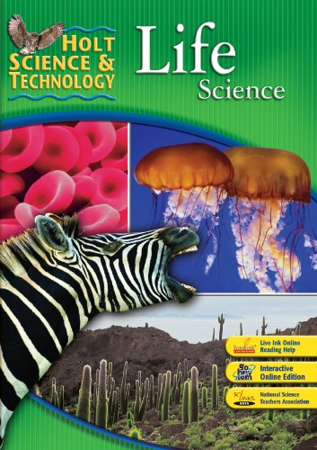 9780547353883: Holt Science & Technology: Homeschool Package Life Science
