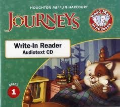 9780547361314: Journeys: Student Book Audiotext CD Grade 1