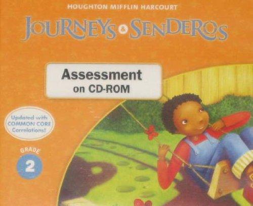 9780547361482: Journeys: Examview CD-ROM Grade 2
