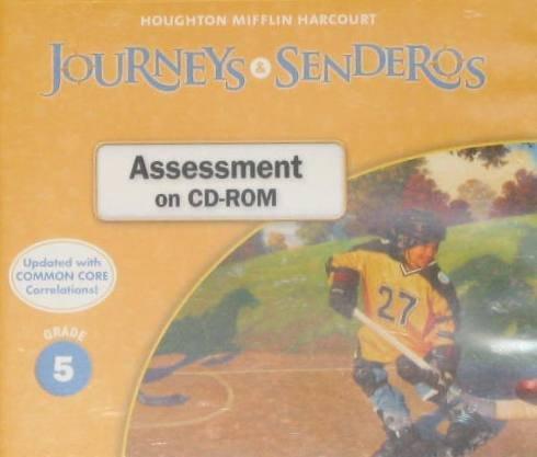 9780547361536: Journeys: Examview CD-ROM Grade 5