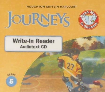 9780547361659: Journeys: Write-In Reader Audio BK CD Grade 5