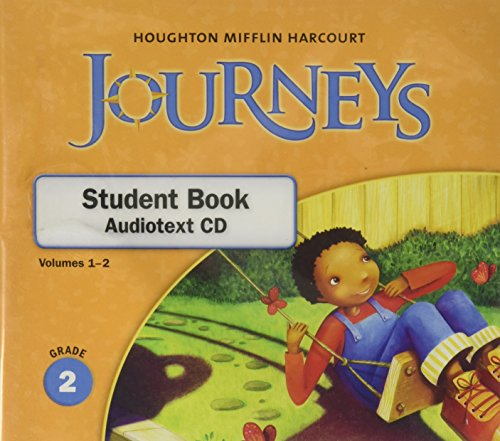 9780547361956: Journeys: Student Book Audiotext CD Grade 2
