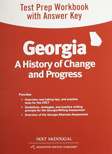 Holt McDougal Georgia A History Of Change