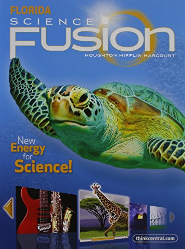 9780547365718: Houghton Mifflin Harcourt Science Florida: Student Edition Interactive Worktext, Grade 2