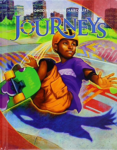 Journeys: Student Edition and Magazine Set Grade 6 2011: HARCOURT, HOUGHTON MIFFLIN