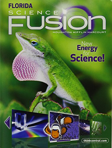 Houghton Mifflin Harcourt Science Florida: Student Edition Interactive Worktext Grade 3 2012: ...