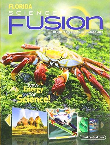 9780547365916: Science Fusion, Grade 5: Florida