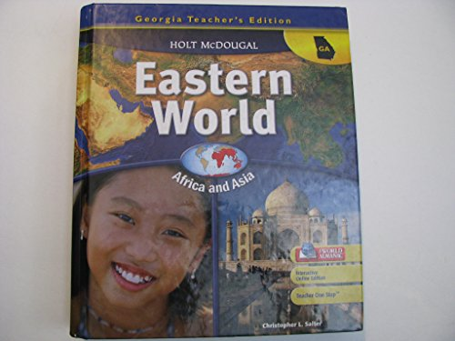 Eastern World Africa and Asia: Salter, Christopher L.
