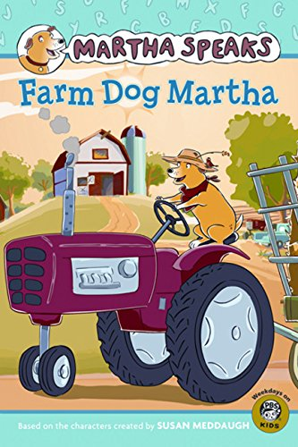 9780547368931: Martha Speaks: Farm Dog Martha (Reader)