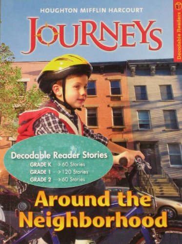 9780547370095: Journeys: Decodable Readers: Unit 1 Grade 1