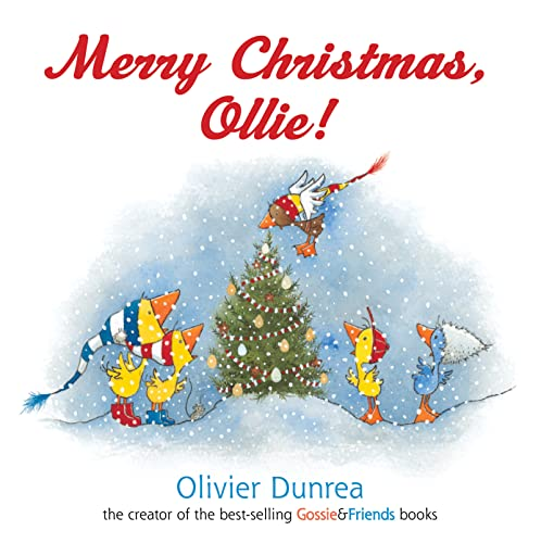 9780547370163: Merry Christmas, Ollie! (Gossie and Friends Board Books)