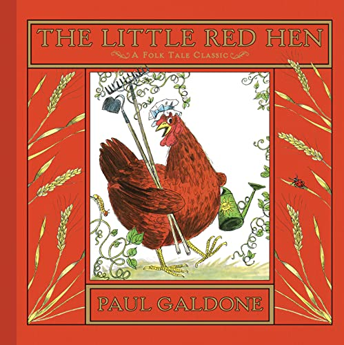 9780547370187: The Little Red Hen (Folk Tale Classics)