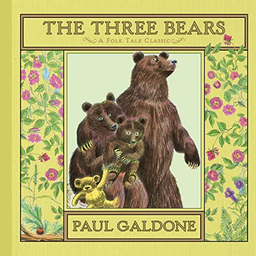 9780547370194: The Three Bears (Folk Tale Classics)