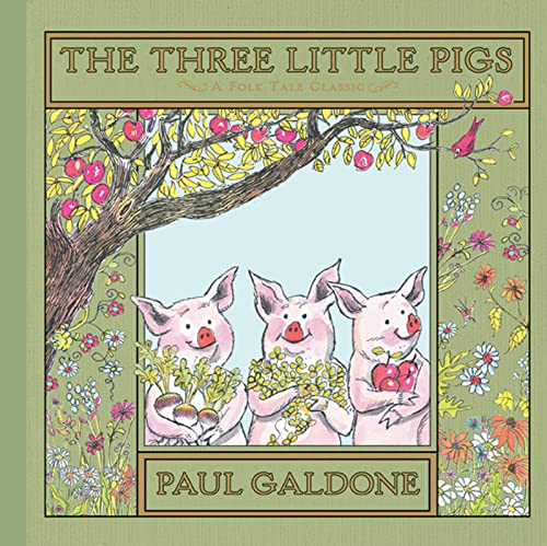 9780547370200: The Three Little Pigs (Folk Tale Classics)