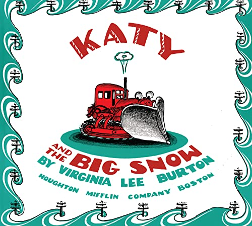 9780547371450: Katy and the Big Snow board book