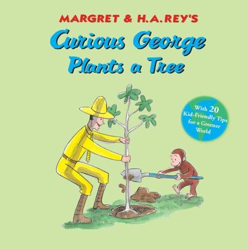 9780547386355: Curious George Plants A Tree