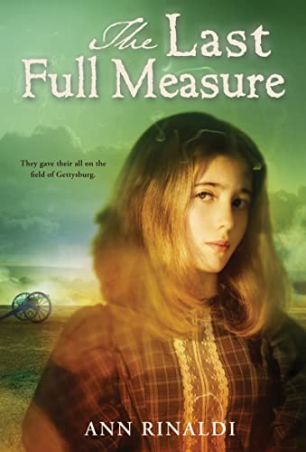 The Last Full Measure (0547389809) by Ann Rinaldi