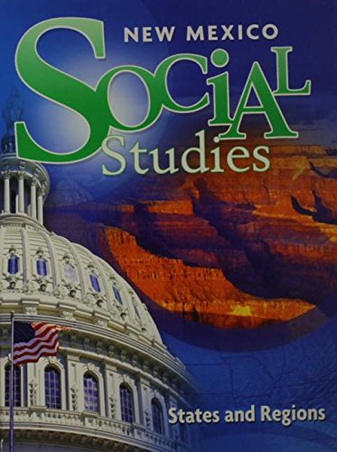9780547390604: HMH Social Studies New Mexico: Student Edition Lv 5 US History: Making a New Nation 2012