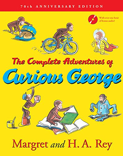 9780547391007: Complete Adventures of Curious George