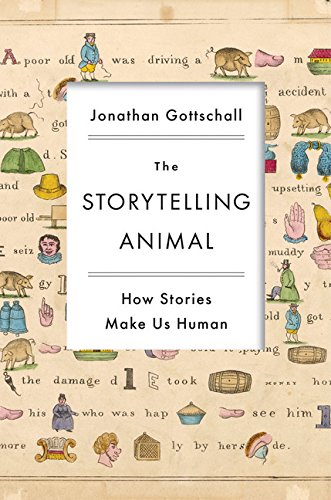 9780547391403: The Storytelling Animal: How Stories Make Us Human