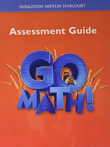 9780547391977: Math Assessment Guide Level 2: Hmh Math (Hmh Go Math 2011)