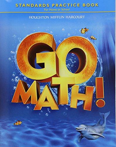 9780547392295: Go Math!: Standard Practice Book, Level K