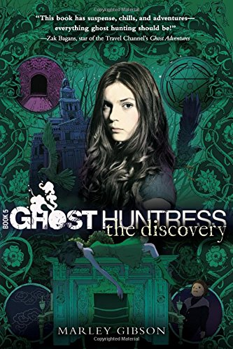 9780547393087: Ghost Huntress Book 5: The Discovery