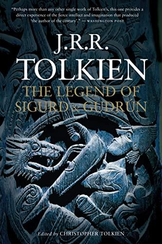 9780547394572: The Legend of Sigurd and Gudrún