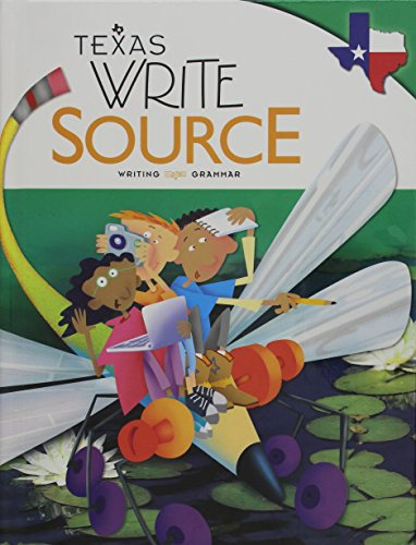 9780547394756: Great Source Write Source: Student Edition Grade 4 2012