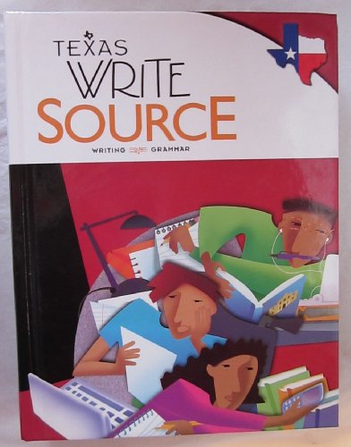 9780547394978: Great Source Write Source: Student Edition Grade 10 2012