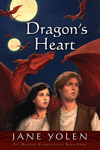 9780547398624: Dragon's Heart: The Pit Dragon Chronicles, Volume Four